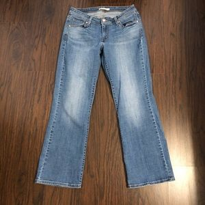 Levis 529 jeans curvy bootcut size 12